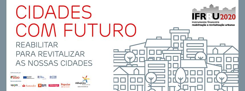 Cidades com Futuro - IFRRU2020