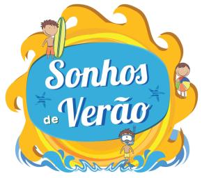 logotipo do projeto sonhos de verão