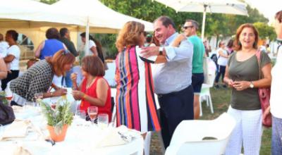 PRESIDENTE DA CÂMARA MUNICIPAL DE ALBUFEIRA ACOLHE COMUNIDADE ESCOLAR