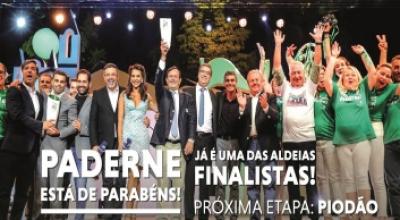 PADERNE ESTÁ DE PARABÉNS! É FINALISTA DAS 7 MARAVILHAS DE PORTUGAL