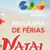 ACTIVIDADES PARA TODOS  NAS FÉRIAS DE NATAL