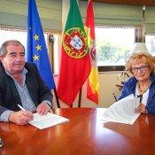 MUNICÍPIO ASSINA PROTOCOLOS COM CASA DO POVO DE PADERNE E C.A.S.A.