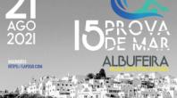 15ª PROVA DE MAR DE ALBUFEIRA REGRESSA À PRAIA DOS PESCADORES A 21 DE AGOSTO