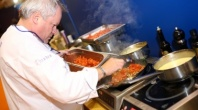 Dieter Koschina - Chef do Vila Joya no Stand Albufeira - BTL'15