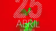 Município assinala Comemorações do 47º Aniversário do 25 de Abril