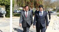 MINISTRO DA ECONOMIA E SECRETÁRIA DE ESTADO DO TURISMO VISITARAM ALBUFEIRA