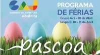 GAJ PREPARA PROGRAMA DE FÉRIAS DA PÁSCOA PARA JOVENS DE ALBUFEIRA