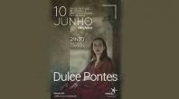 DULCE PONTES ATUA EM ALBUFEIRA NO DIA DE CAMÕES