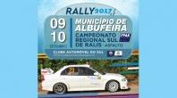RALLY MUNICÍPIO DE ALBUFEIRA DISPUTA-SE A 9 E 10 DE SETEMBRO