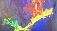 """Exposição de pintura """"Motim da Cor"""""""