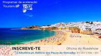 """ALBUFEIRA ACOLHE OFICINA DO ROADSHOW """"TOURISM UP- TASTE UP"""""""