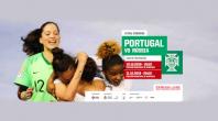 PORTUGAL DEFRONTA A RÚSSIA NO PAVILHÃO MUNICIPAL DE ALBUFEIRA