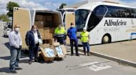 ALBUFEIRA ENTREGOU 200 MIL EUROS DE EPI'S A DIVERSAS INSTITUIÇÕES
