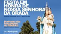 Albufeira presta homenagem a Nossa Senhora da Orada