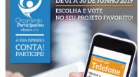 VOTAÇÃO DO ORÇAMENTO PARTICIPATIVO COMEÇA AMANHÃ