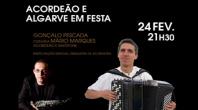 ACORDEÃO & ALGARVE EM FESTA NO AUDITÓRIO