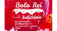 BAIXA DE ALBUFEIRA ACOLHE BOLO-REI SOLIDÁRIO NO PRÓXIMO SÁBADO