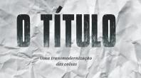 """""""O TÍTULO"""" APRESENTA-SE  NA BIBLIOTECA LÍDIA JORGE"""