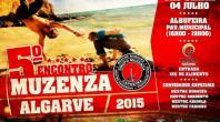 ALBUFEIRA VAI SER PALCO DO 5.º ENCONTRO MUZENZA ALGARVE 2015