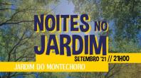 RENOVADO JARDIM DO MONTECHORO ACOLHE CONCERTOS AOS SÁBADOS À NOITE