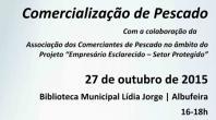 """BIBLIOTECA MUNICIPAL ACOLHE SESSÃO DE ESCLARECIMENTO """"COMERCIALIZAÇÃO DE PESCADO"""""""