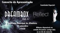 """Auditório Municipal apresenta """"Dreambox Vol. 1"""""""