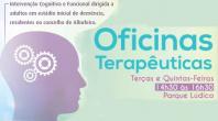 OFICINAS TERAPÊUTICAS PARA ADULTOS COM DEMÊNCIA EM FASE INICIAL