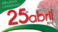 Albufeira Celebra 25 de Abril Dia da Liberdade