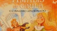 """APRESENTAÇÃO DO LIVRO INFANTIL """"AMADIS DE GAULA, O CAVALEIRO APAIXONADO"""" NA BIBLIOTECA MUNICIPAL"""