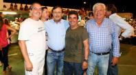 Carlos Silva e Sousa marca presença na Festa do Frango da Guia