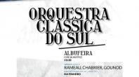 """ORQUESTRA CLÁSSICA DO SUL TRAZ """"MÚSICA FRANCESA"""" À IGREJA MATRIZ"""