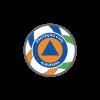 Logotipo da Proteção Civil de Albufeira