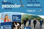 FESTAS DO PESCADOR REGRESSAM ESTA SEXTA-FEIRA