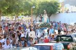 NOSSA SENHORA DA ORADA HOMENAGEADA PELAS GENTES DA TERRA