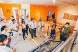 MUSEU MUNICIPAL DE ARQUEOLOGIA ACESSÍVEL A TODOS OS TIPOS DE PÚBLICO
