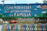 Dia Internacional da Família com atividades ao ar livre