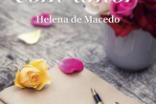 """HELENA DE MACEDO APRESENTA """"CARTAS COM AMOR"""" NA BIBLIOTECA MUNICIPAL LÍDIA JORGE"""