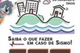 PROTEÇÃO CIVIL DE ALBUFEIRA PROMOVE AÇÃO DE SENSIBILIZAÇÃO PARA O RISCO SÍSMICO