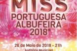 """INSCRIÇÕES PARA A """"MISS PORTUGUESA ALBUFEIRA 2018"""""""