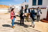 Município entrega habitações de renda convencionada a oito famílias